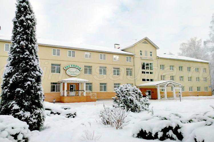Тверь Парк Отель, гостиничный комплекс