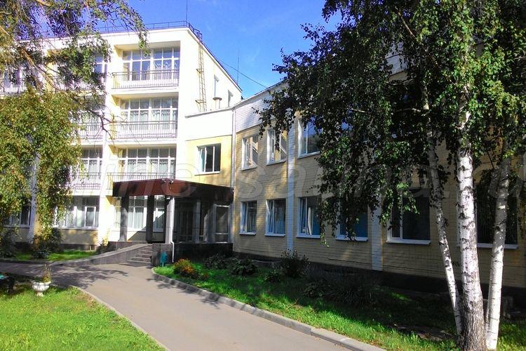 Бобачевская роща, санаторий